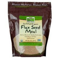 Now Foods Flax Seed Meal Org 22 Oz