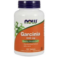 Now Foods Garcinia 1000 Mg 120 Tablets