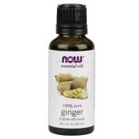 Now Foods Ginger Oil 1 Oz