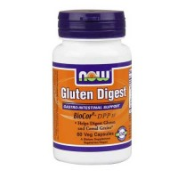 Now Foods Gluten Digest 60 Vege Caps