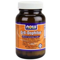 Now Foods Gr 8 Dophilus - Enteric 60 Vegetable Capsules