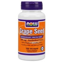 Now Foods Grape Seed 100 Vege Caps