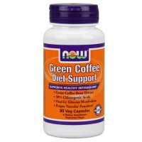 Now Foods Green Coffee Diet Support 90 Vegetable Capsules