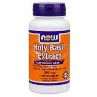 Now Foods Holy Basil Extract 90 Vegetable Capsules