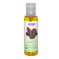 Now Foods Organic Jojoba Oil 4 Oz