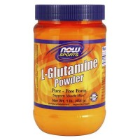 Now Foods Glutamine Powder 1 Lb