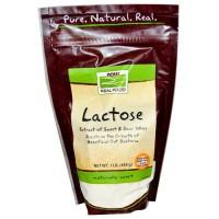 Now Foods Lactose 1 Lb