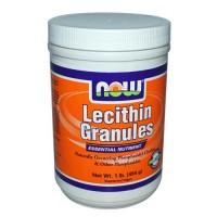Now Foods Lecithin Granules Non-GMO 1 Lb