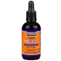 Now Foods B-12 Liquid B-Complex 2 Oz