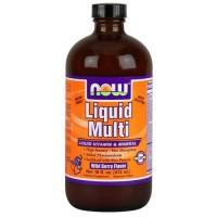 Now Foods Liquid Multi Berry 16 Oz