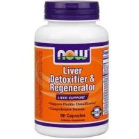 Now Foods Liver Detoxifier & Regenerator 90 Capsules