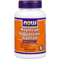 Now Foods Mag / Potassium Aspartate 120 Capsules