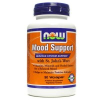 Now Foods Mood Support with St Johns Wort 90 Vegetable Capsules