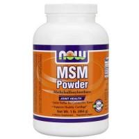 Now Foods M.S.M. Pure Powder 1 Lb