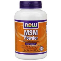 Now Foods M.S.M. Pure Powder 8 Oz