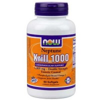 Now Foods Neptune Krill Oil 1000 Mg 60 Softgels