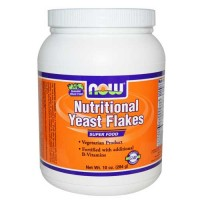 Now Foods Nutritional Yeast Flakes 10 Oz