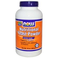 Now Foods Nutritional Yeast Pwd 10 Oz