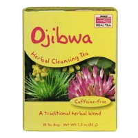 Now Foods Ojibwa Tea Bags 24 Bags