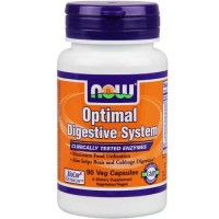 Now Foods Optimal Digestive System 90 Vegetable Capsules