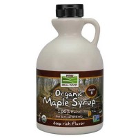 Now Foods Maple Syrup Grade B Org 32 Oz