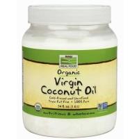 Now Foods Organic Coconut Oil Virgin 54 Oz