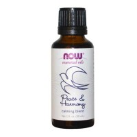 Now Foods Peace & Harmony Calming Oils 1 Oz