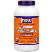 Now Foods Organic Psyllium Powder 12 Oz