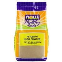 Now Foods Psyllium Husk Powder 24 Oz