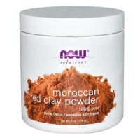 Now Foods Red Clay Powder 6 Oz
