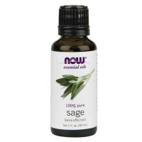 Now Foods Sage Oil 1 Oz