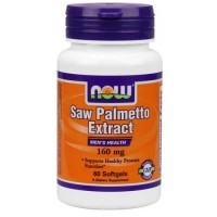 Now Foods Saw Palmetto 160 Mg 60 Softgels