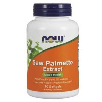 Now Foods Saw Palmetto Ext 80 Mg 90 Softgels
