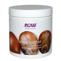 Now Foods Organic Shea Butter 7 Oz