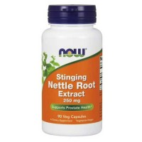 Now Foods Nettle Root Extract 250 Mg 90 Vegetable Capsules