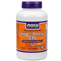 Now Foods Super Omega EPA 1200 Mg 360/240 120 Softgels