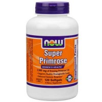 Now Foods Super Primrose 1300mg 120 Gels