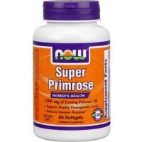 Now Foods Super Primrose 1300 Mg 60 Softgels