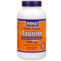 Now Foods Taurine 1000 Mg 250 Capsules