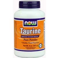 Now Foods Taurine Powder 8 Oz
