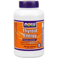 Now Foods Thyroid Energy 180 Vegetable Capsules