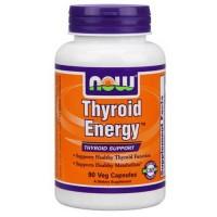 Now Foods Thyroid Energy 90 Vege Caps