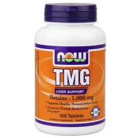 Now Foods TMG 1000 Mg 100 Tablets