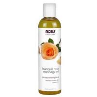 Now Foods Rose Massage Oil 8 Oz