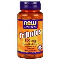 Now Foods Tribulus 500mg 100 Caps