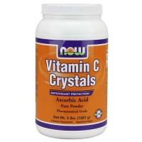 Now Foods Vitamin C Powder 3 Lb