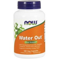 Now Foods Water-Out 100 Vegetable Capsules
