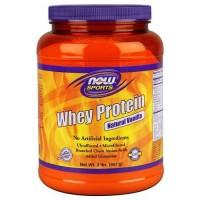 Now Foods Whey Protein Vanilla 2 Lb