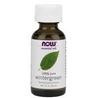 Now Foods Wintergreen Oil 1 Oz