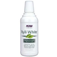 Now Foods Xyliwhite Refreshmint Mouthwash 16 Fl Oz